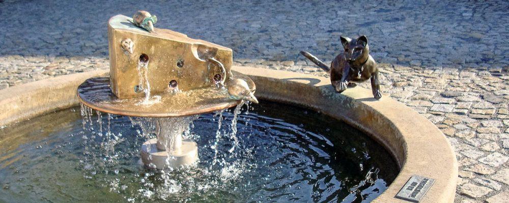 Brunnen im Vorwerk Stolpen