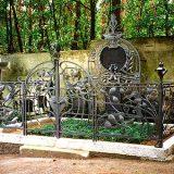 Restauration Friedhofsgitter/ Grabstätten