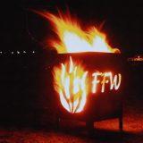 Feuerkorb/ Feuerkessel