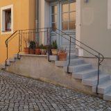 Treppengeländer Außenbereich
