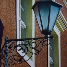 Lampen im Schloss Bad Muskau